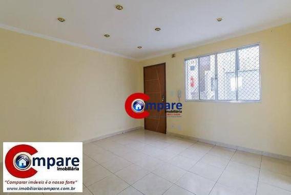 Apartamento Residencial Para Locação, Jardim Adriana, Guarulhos. - Ap5161
