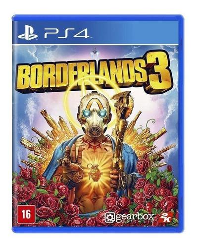 Imagen 1 de 5 de Borderlands 3 2K Games PS4 Físico