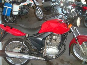 Honda Fan 125 Ks Vermelha