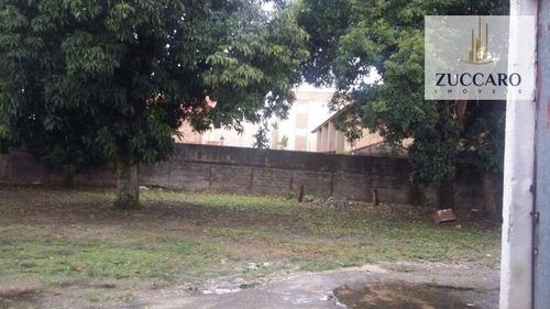 Terreno À Venda, 1548 M² Por R$ 2.500.000,00 - Jardim Cocaia - Guarulhos/sp - Te0389