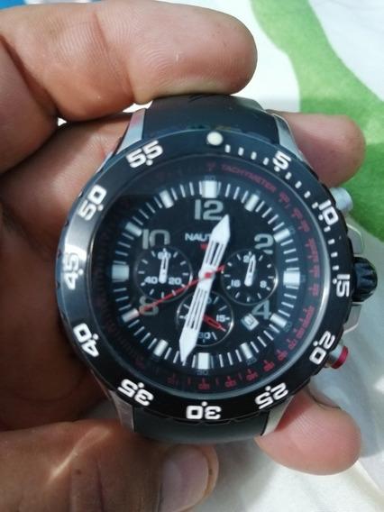 Reloj Nautica Cronografo, No Invicta,omega,citizen, Seiko,