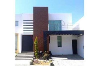 Preciosa Casa En Renta En Lomas De Angelopolis Cluster Veneto