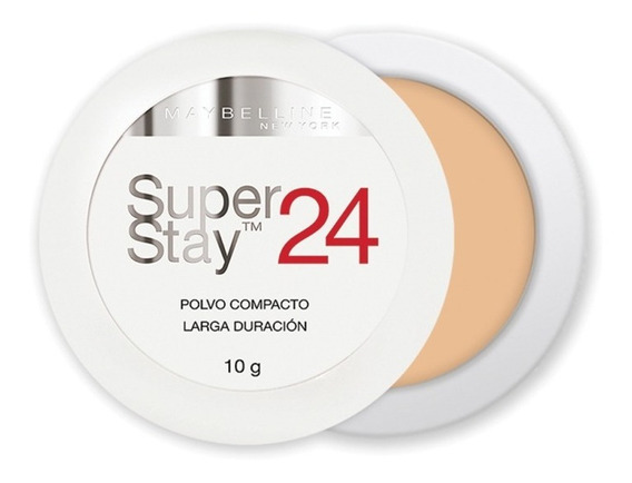 Polvo Compacto Super Stay 24 Rostro Maquillaje Maybelline