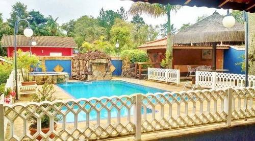 Chácara Residencial À Venda, Jundiaizinho, Mairiporã - Ch0851. - Ch0851