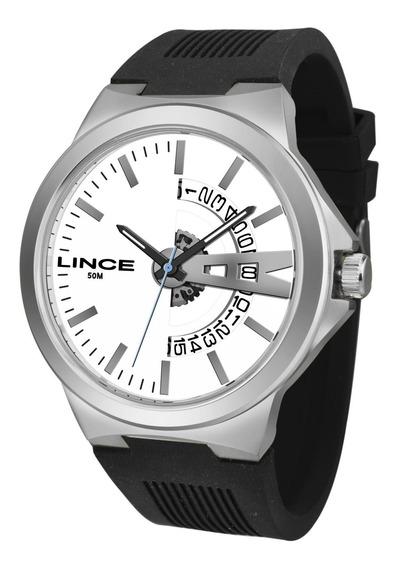 Relógio Lince Analógico - Mrp4577s B1px C/ Nf E Garantia O