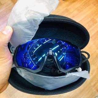 Óculos Esportivo Ciclismo Mtb Speed Corrida Oakley 5 Lentes