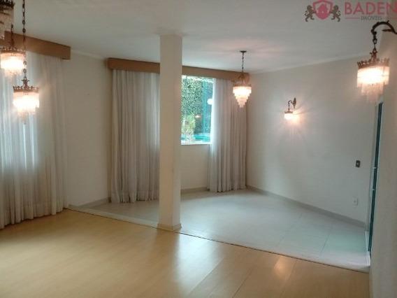 Casa Residencial Em Campinas - Sp, Parque São Quirino - Ca01419