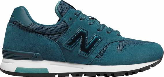 New balance 373 Azul Marino Gamuza Zapatillas Talla 6 Reino