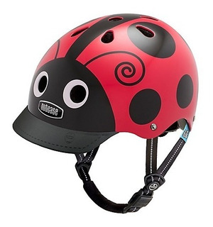 Casco Nutcase Little Nutty Ladybug