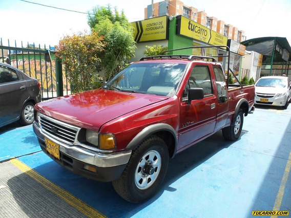 Chevrolet Luv Trf Space