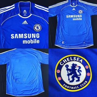 Camisa Chelsea 2006 Home Tam Gg (80x61) Ótimo Estado