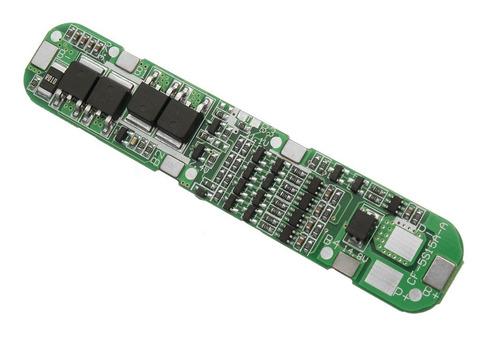 Cargador Baterias 5s Liion Lithium 18650, 18.5v En Serie Bms