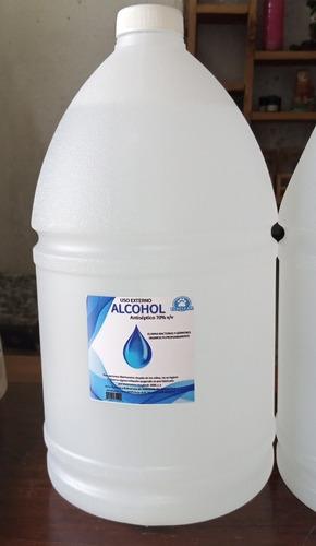 Imagen 1 de 3 de Alcohol Por GalonDe 3.78 Litros