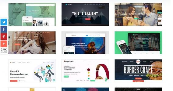 Criação De Sites Empresarial - Profissional