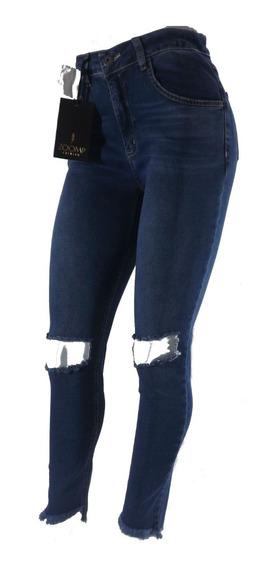 Calça Jeans Zoomp Fem. Miss América-uni000588-universizeplus