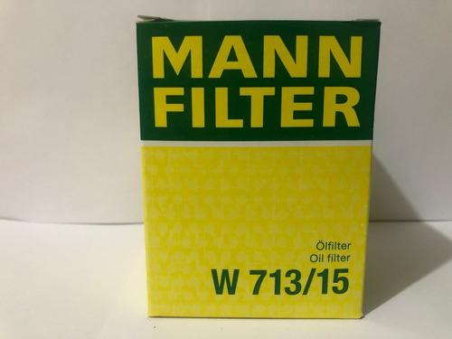 Imagen 1 de 4 de Filtro Aceite W 713/15 (mann Filter)
