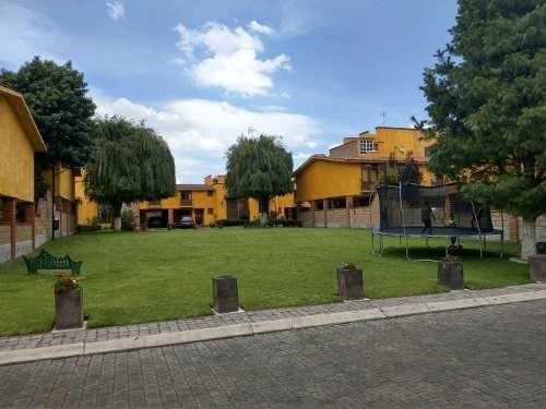 Casa En Renta Metepec Las Mitras 15-cr-6509
