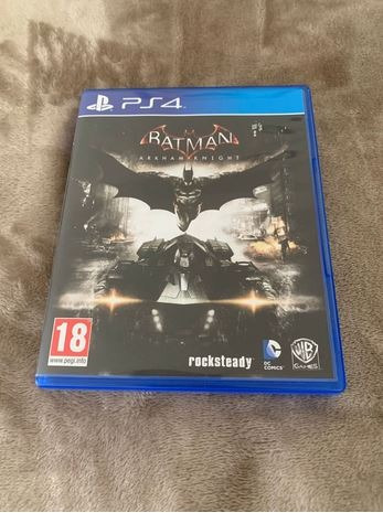 Batman Arkham Knight Playstation 4 Original Usado