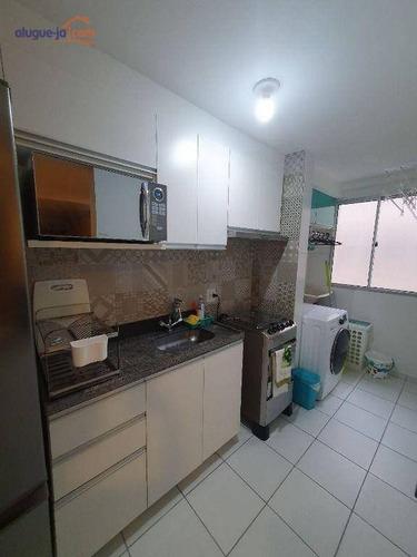Imagem 1 de 10 de Apartamento Com 3 Dormitórios À Venda, 163 M² Por R$ 265.000,00 - Jardim Terras Do Sul - São José Dos Campos/sp - Ap13279