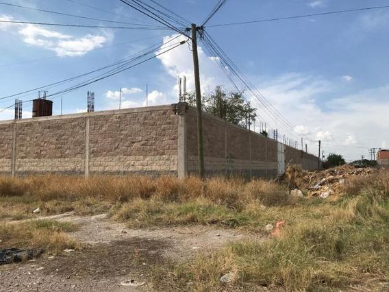 Terreno Comercial En Renta Ex Hacienda Los Angeles