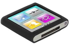 Capa De Silicone Para iPod Nano 6