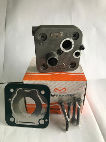 Cabezal Compresor Tapa C/pico  85 Mm