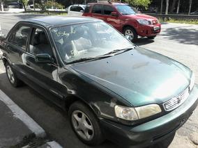 Toyota Corolla 00/01/02 - Sucata Só Peças