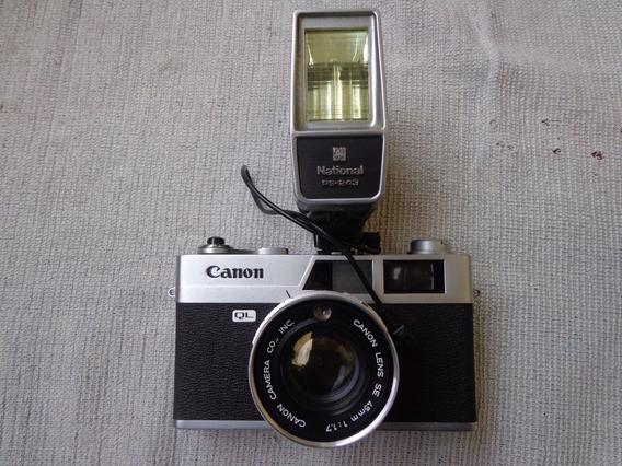 Camera Fotografica Antiga Canon