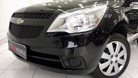 Chevrolet Agile Lt 1.4 Único Dono 2011 Preta