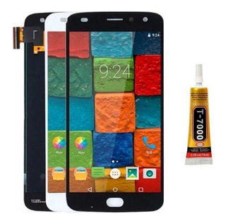 Frontal Tela Display Motorola Moto Z2 Play Xt-1710 + Cola