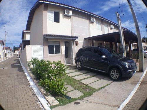 Casa Em Condomínio Com 2 Dormitórios À Venda, 103 M² Por R$ 235.000 - Canudos - Novo Hamburgo/rs - Ca2217