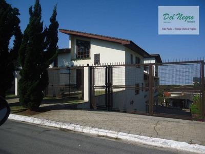 Casa Residencial À Venda, Horizontal Park, Granja Viana. - Ca0238