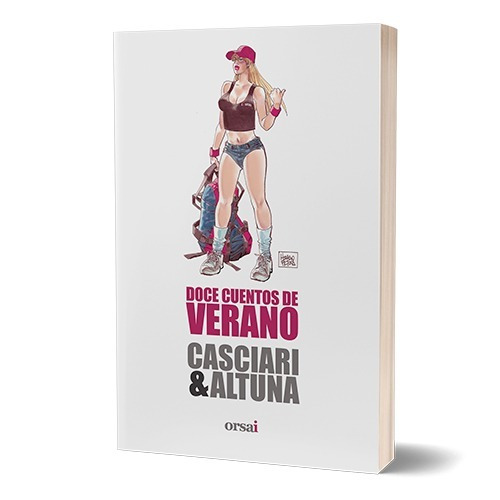 Imagen 1 de 1 de Doce Cuentos De Verano - Casciari & Altuna