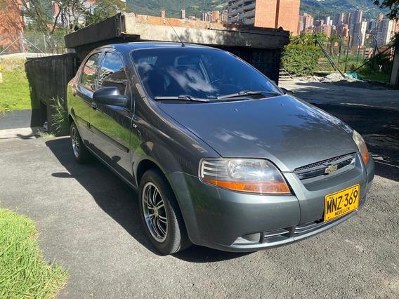 Chevrolet Aveo Sedan 1.6 Mt Perfecto Estado!