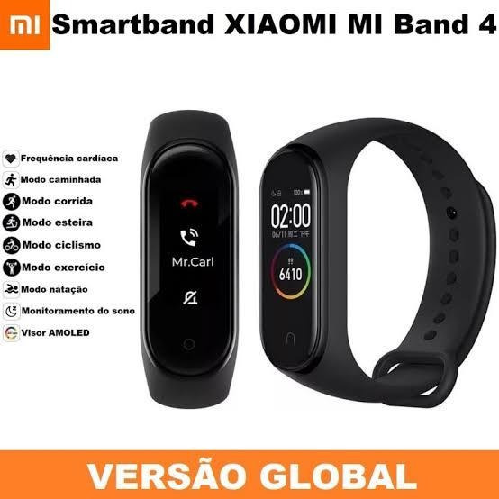 Mi Band 4 Global Original Xiaomi