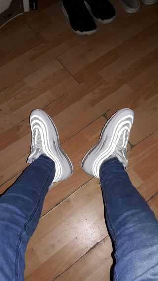 Zapatillas Nike Airmax 97 Triple White