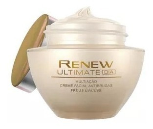 Renew Ultimate Avon 45 A 60 Anos Dia Fps25 50g