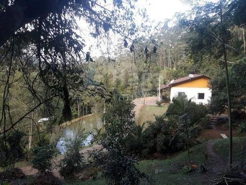 Sítio Rural A Venda Em Benedito Novo/sc - 1738c