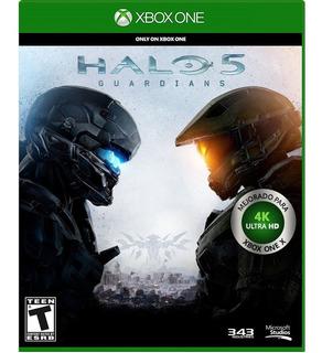 Xbox One Juego Halo 5 Guardians Para Xbox One - Envío Gratis