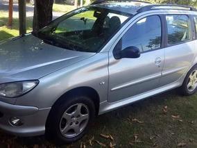 Peugeot 206 Sw Premium Full 2008 Nafta Impecable En La Plata