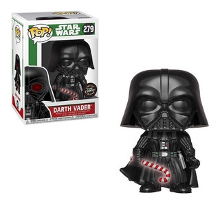 Funko Pop! Vader 279 Chase Glow Exclusive Original