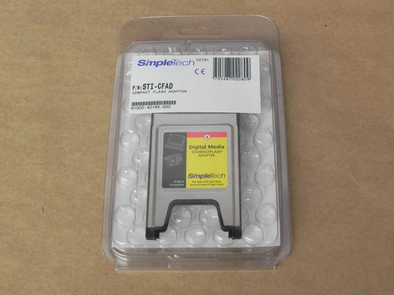 Digital Media Compact Flash Adapter Simpletech