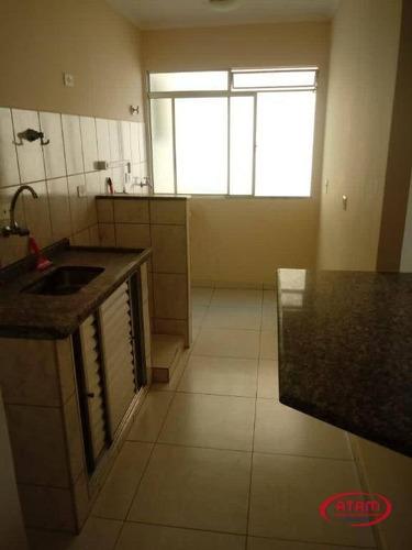 Apartamento Com 2 Dormitórios À Venda, 55 M² Por R$ 230.000 - Residencial Das Ilhas - Bragança Paulista/sp - Ap2061