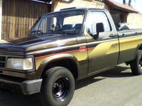 Chevrolet A20 El Camino 6 Cilindros A Álcool Original