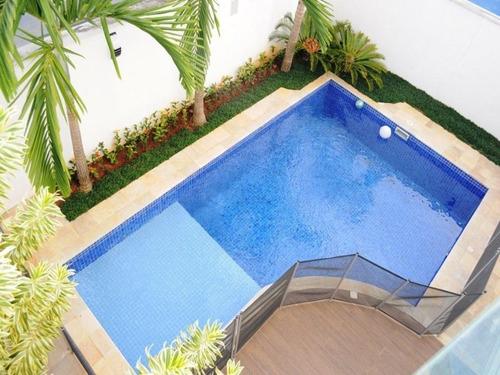 Sobrado Com 3 Dormitórios À Venda, 388 M² Por R$ 2.379.000 - Alphaville Nova Esplanada I - Votorantim/sp, Próximo Ao Shopping Iguatemi. - So0086 - 67640007
