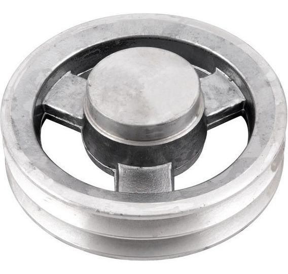 Polia De Alumínio 2 Canais A 150 Mm Vonder ( 2 Unidades )