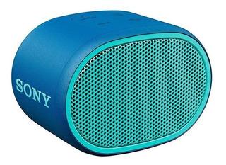 Parlante Sony Extra Bass SRS-XB01 portátil inalámbrico Azul