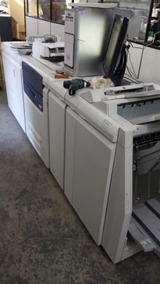 Xerox C75 Multifuncional, Com Todos Os Acessórios 769.368 Pg