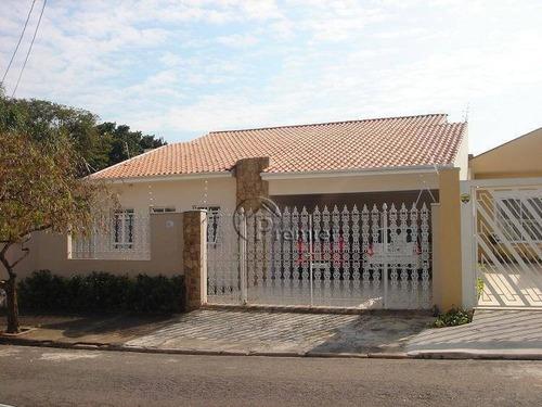 Imagem 1 de 19 de Casa Com 3 Dormitórios À Venda, 191 M² Por R$ 740.000,00 - Vila Suíça - Indaiatuba/sp - Ca1672