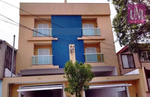 Cobertura Residencial À Venda, Utinga, Santo André. - Co0464